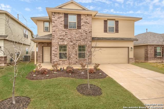 10511 Pablo Way, Converse, TX 78109 (MLS #1510910) :: Carter Fine Homes - Keller Williams Heritage