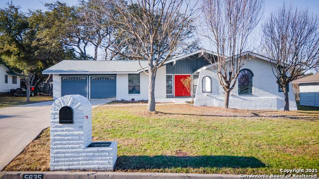 5635 Cary Grant Dr, San Antonio, TX 78240 (MLS #1510916) :: The Mullen Group | RE/MAX Access
