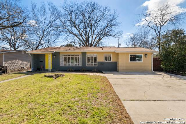 254 Brettonwood Dr, San Antonio, TX 78218 (MLS #1510934) :: Carter Fine Homes - Keller Williams Heritage