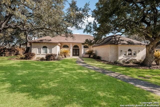 31011 Keeneland Dr, Fair Oaks Ranch, TX 78015 (MLS #1510951) :: Alexis Weigand Real Estate Group