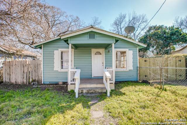 454 E Young, San Antonio, TX 78214 (MLS #1511001) :: Keller Williams City View