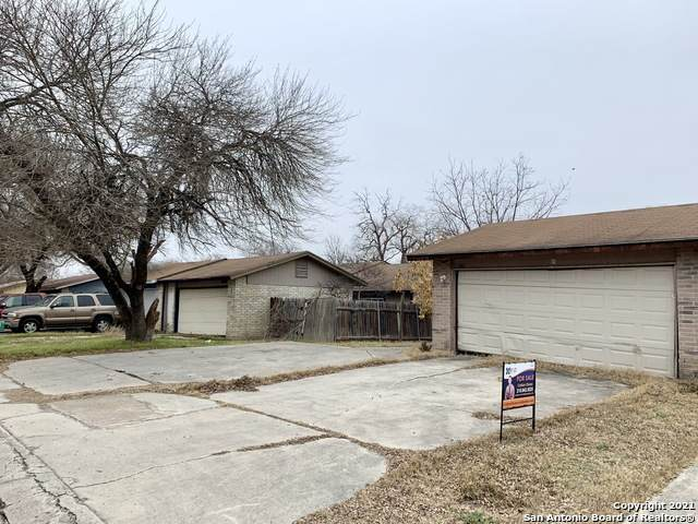 1366 Bayou Dr, San Antonio, TX 78245 (MLS #1511007) :: The Lugo Group