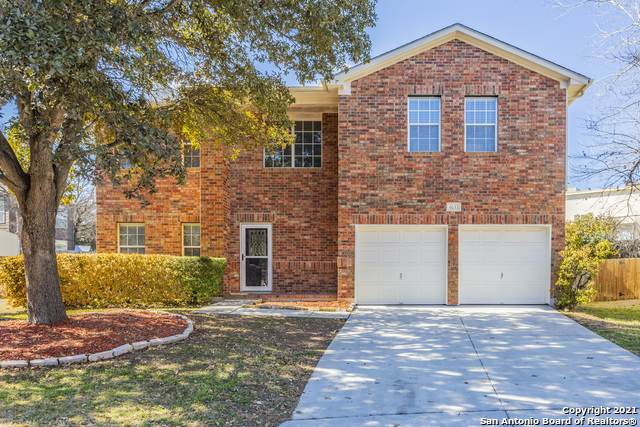 4633 Flagstone, Schertz, TX 78154 (MLS #1511014) :: The Lugo Group