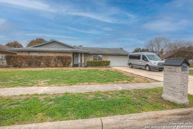12427 La Albada St, San Antonio, TX 78233 (MLS #1511033) :: Williams Realty & Ranches, LLC