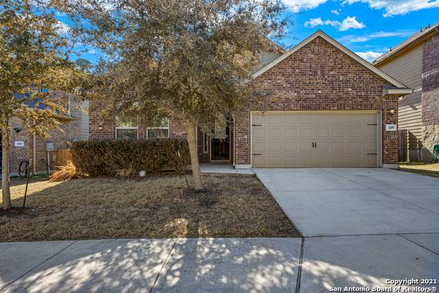 109 Tranquil Vw, Cibolo, TX 78108 (MLS #1511037) :: The Castillo Group