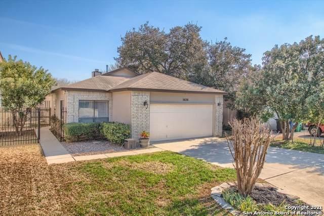 5626 Spring Watch, San Antonio, TX 78247 (MLS #1511059) :: Keller Williams City View