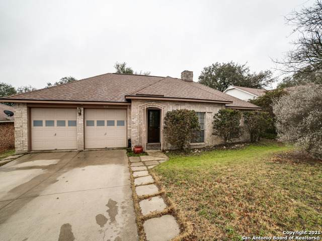 7814 Hawk Trail St, San Antonio, TX 78250 (MLS #1511075) :: Vivid Realty