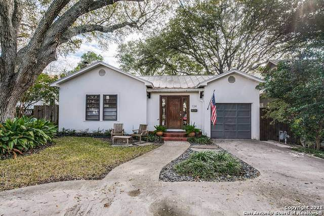 134 Evans Ave, Alamo Heights, TX 78209 (MLS #1511077) :: The Mullen Group | RE/MAX Access