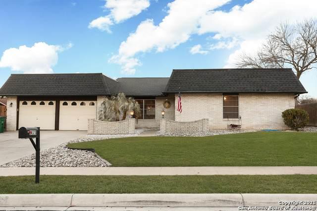 6123 Grand Pt, San Antonio, TX 78239 (MLS #1511100) :: Sheri Bailey Realtor