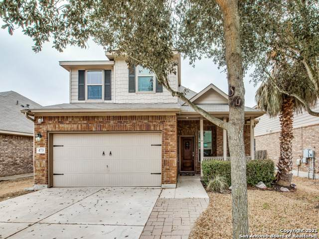473 Prickly Pear Dr, Cibolo, TX 78108 (MLS #1511181) :: 2Halls Property Team | Berkshire Hathaway HomeServices PenFed Realty