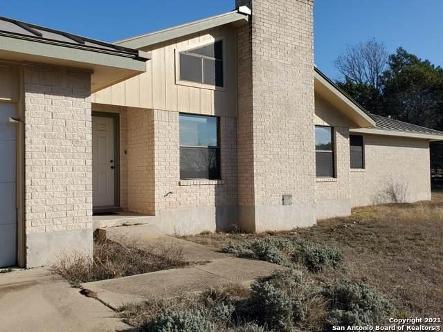 181 Aqua Vista Dr, Kerrville, TX 78028 (MLS #1511187) :: EXP Realty