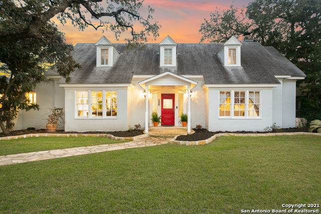 136 E Mulberry Ave, San Antonio, TX 78212 (MLS #1511231) :: Keller Williams City View