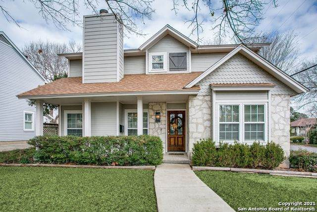 301 Normandy Ave, Alamo Heights, TX 78209 (MLS #1511238) :: Keller Williams City View