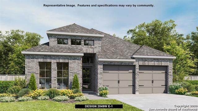 2145 Wildrye Lane, New Braunfels, TX 78132 (MLS #1511260) :: Keller Williams Heritage