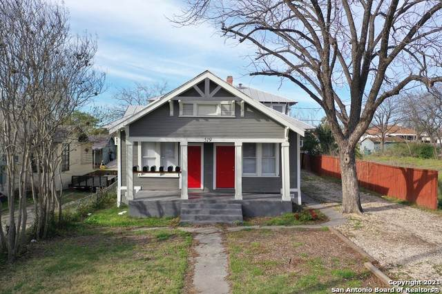 519 Hammond Ave, San Antonio, TX 78210 (MLS #1511266) :: Keller Williams City View
