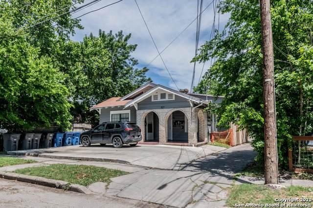 827 W Rosewood Ave, San Antonio, TX 78212 (MLS #1511282) :: Sheri Bailey Realtor