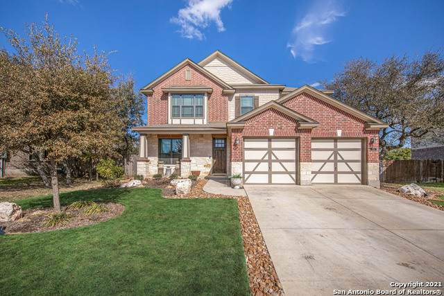 129 Brown Hawk, Boerne, TX 78006 (MLS #1511290) :: Williams Realty & Ranches, LLC