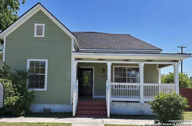 1102 E Crockett St, San Antonio, TX 78202 (MLS #1511361) :: Williams Realty & Ranches, LLC