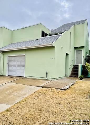 14300 Aloha St #142, Corpus Christi, TX 78418 (MLS #1511370) :: Concierge Realty of SA