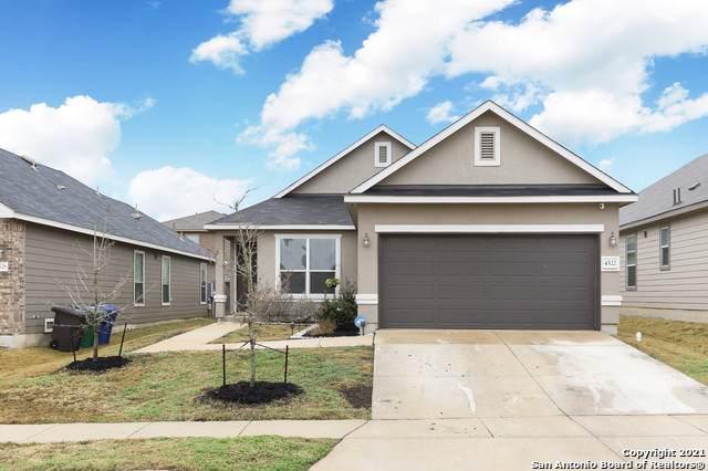 4522 Stetson Run, San Antonio, TX 78223 (MLS #1511375) :: Keller Williams City View