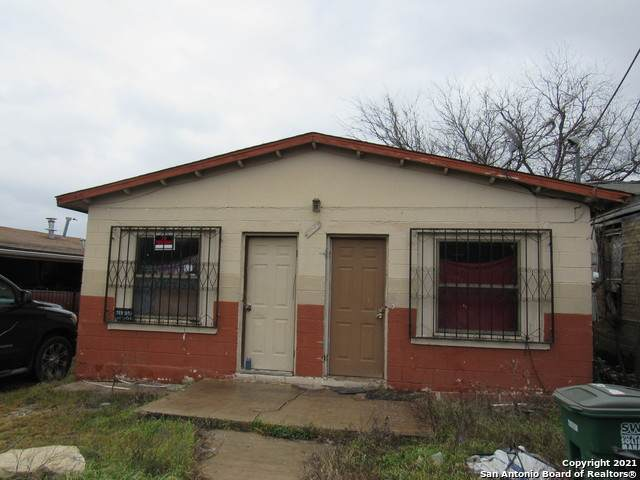 174 N San Felipe Ave, San Antonio, TX 78237 (MLS #1511407) :: The Castillo Group