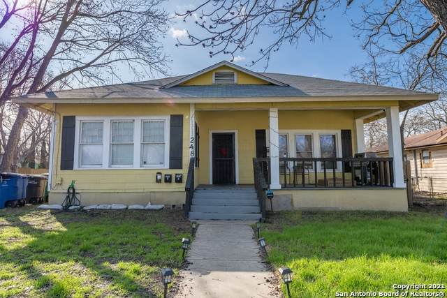248 Clifford Ct, San Antonio, TX 78210 (MLS #1511423) :: Vivid Realty