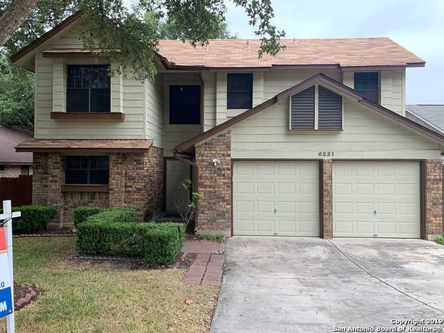 6331 Tally Gate, San Antonio, TX 78240 (MLS #1511428) :: Vivid Realty