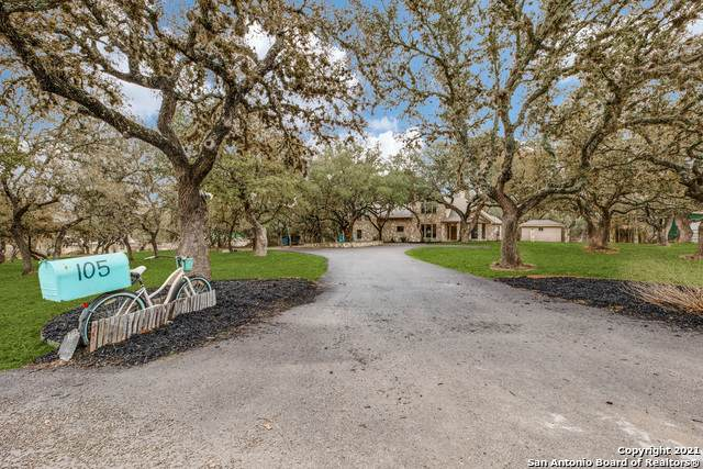105 Someday Dr, Boerne, TX 78006 (MLS #1511429) :: Concierge Realty of SA