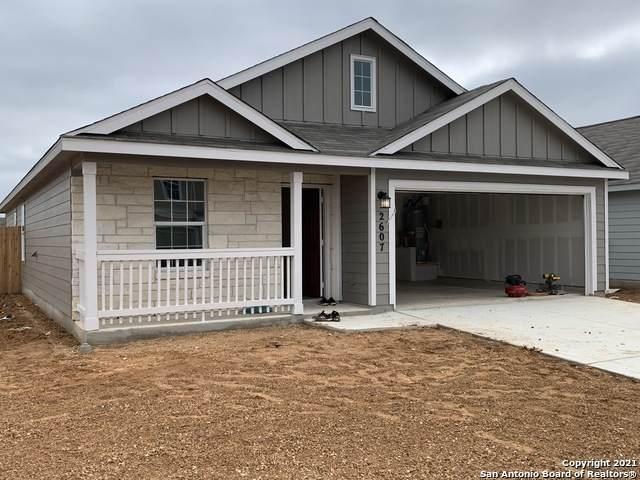 2607 Pechora Pipit, New Braunfels, TX 78130 (MLS #1511453) :: Keller Williams City View