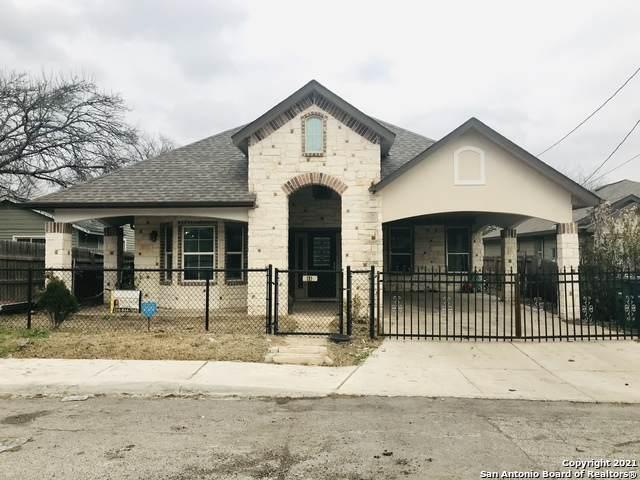 46 Dolores Ave, San Antonio, TX 78228 (MLS #1511457) :: The Gradiz Group