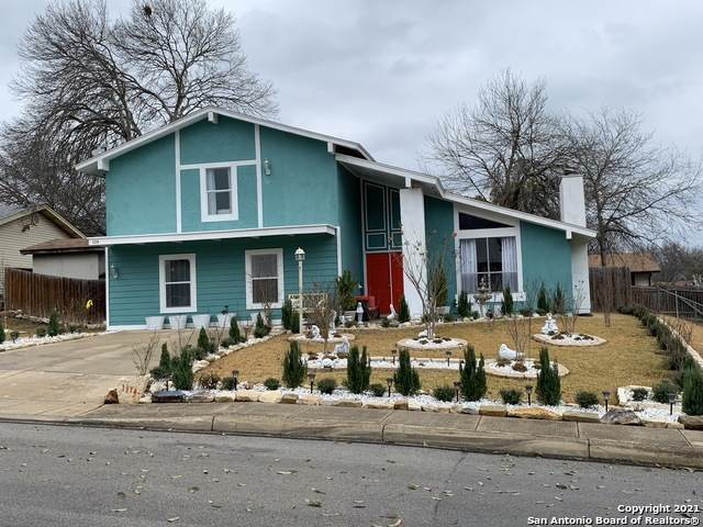 1114 Temple Square, San Antonio, TX 78245 (MLS #1511458) :: The Real Estate Jesus Team