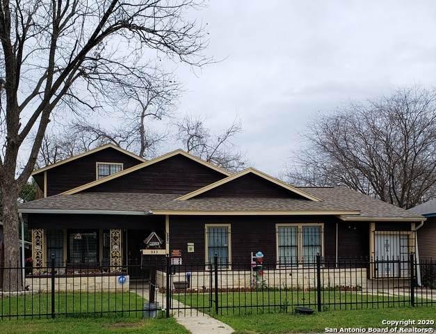 333 Belden Ave, San Antonio, TX 78214 (MLS #1511465) :: Keller Williams City View