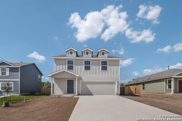 9711 Littleton Grist, San Antonio, TX 78254 (MLS #1511480) :: Sheri Bailey Realtor