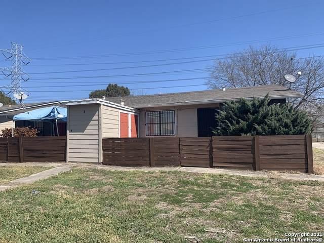 7154 Glen Terrace, San Antonio, TX 78239 (MLS #1511523) :: Keller Williams City View