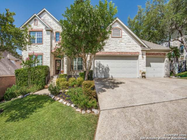 422 Chimney Tops, San Antonio, TX 78260 (MLS #1511575) :: Santos and Sandberg