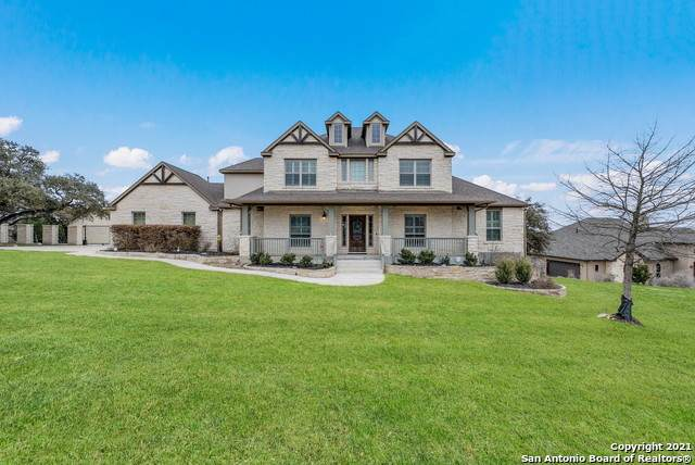 2634 Black Bear Dr, New Braunfels, TX 78132 (MLS #1511642) :: The Glover Homes & Land Group