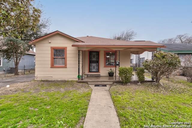 214 Royston Ave, San Antonio, TX 78225 (MLS #1511648) :: Concierge Realty of SA