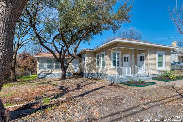 1919 N Elmendorf St, San Antonio, TX 78201 (MLS #1511668) :: Keller Williams City View