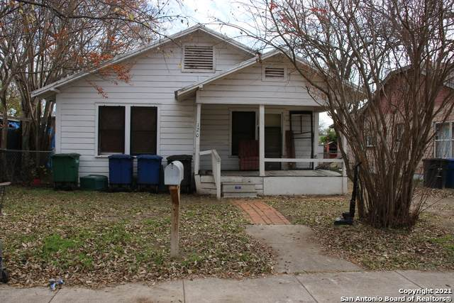 110 Kirkwood, San Antonio, TX 78214 (MLS #1511748) :: Keller Williams City View
