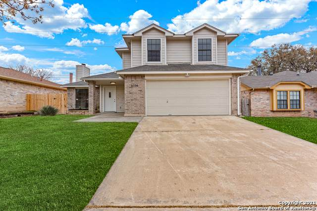 6034 Crab Orchard, San Antonio, TX 78240 (MLS #1511751) :: Sheri Bailey Realtor