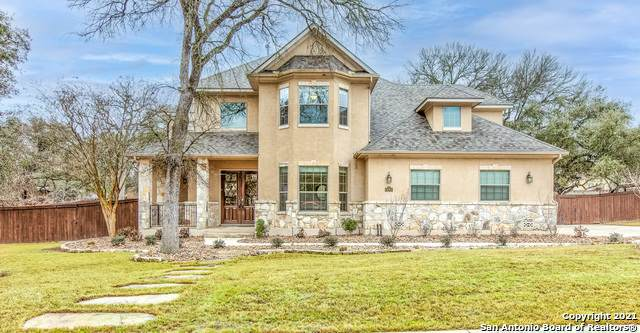 26351 Hackney Ln, San Antonio, TX 78260 (MLS #1511775) :: The Gradiz Group