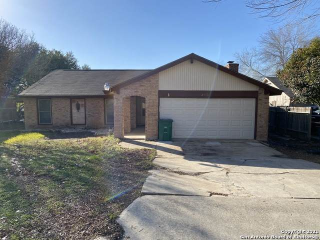 2715 Lakemist St, San Antonio, TX 78222 (MLS #1511808) :: Vivid Realty