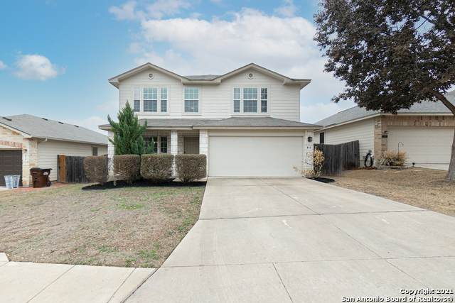 814 Campion Red, San Antonio, TX 78245 (MLS #1511845) :: The Mullen Group | RE/MAX Access