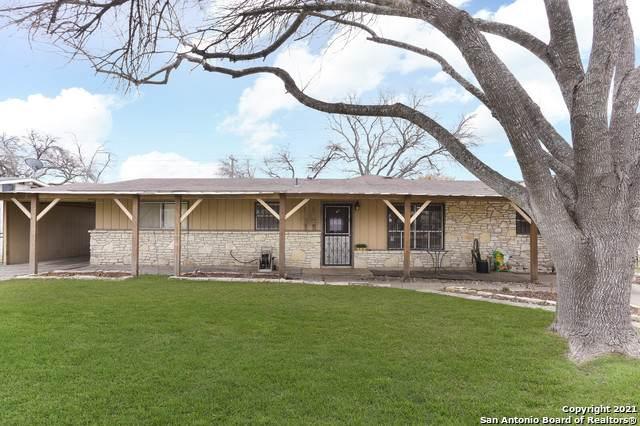 7202 Westlawn Dr, San Antonio, TX 78227 (MLS #1511880) :: Carter Fine Homes - Keller Williams Heritage