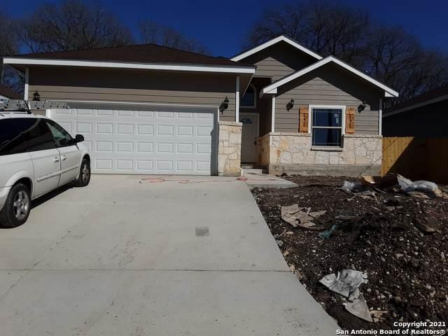 923 Yucca St, San Antonio, TX 78220 (MLS #1511897) :: Williams Realty & Ranches, LLC