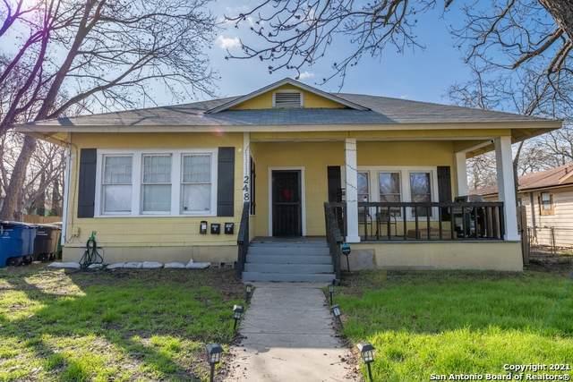 248 Clifford Ct, San Antonio, TX 78210 (MLS #1511953) :: Vivid Realty