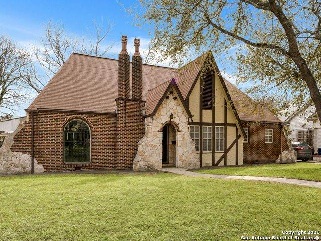 1536 W Mulberry Ave, San Antonio, TX 78201 (MLS #1511971) :: The Real Estate Jesus Team