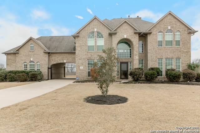 4910 Magnolia Bend Dr, Houston, TX 77583 (MLS #1511981) :: Sheri Bailey Realtor