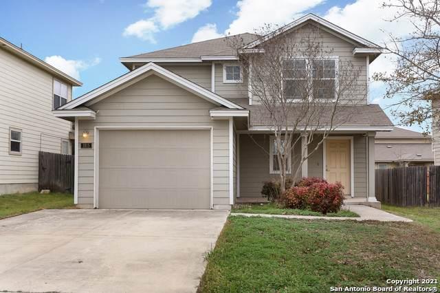 1815 Buescher Path, San Antonio, TX 78245 (MLS #1511995) :: Keller Williams City View