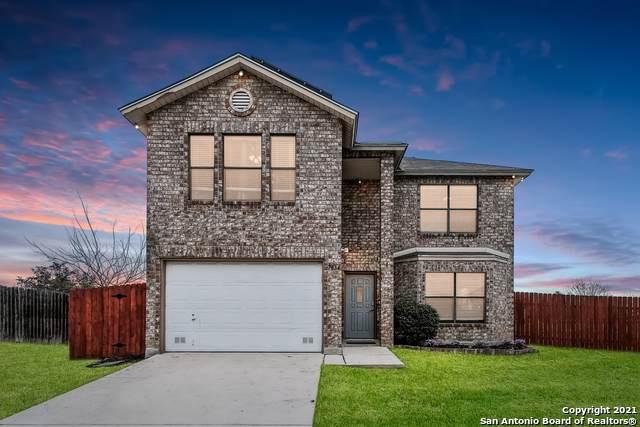 7934 Panther Pass, San Antonio, TX 78254 (MLS #1512007) :: Concierge Realty of SA